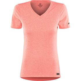 PEARL iZUMi Performance T-Shirt Dame sugar coral